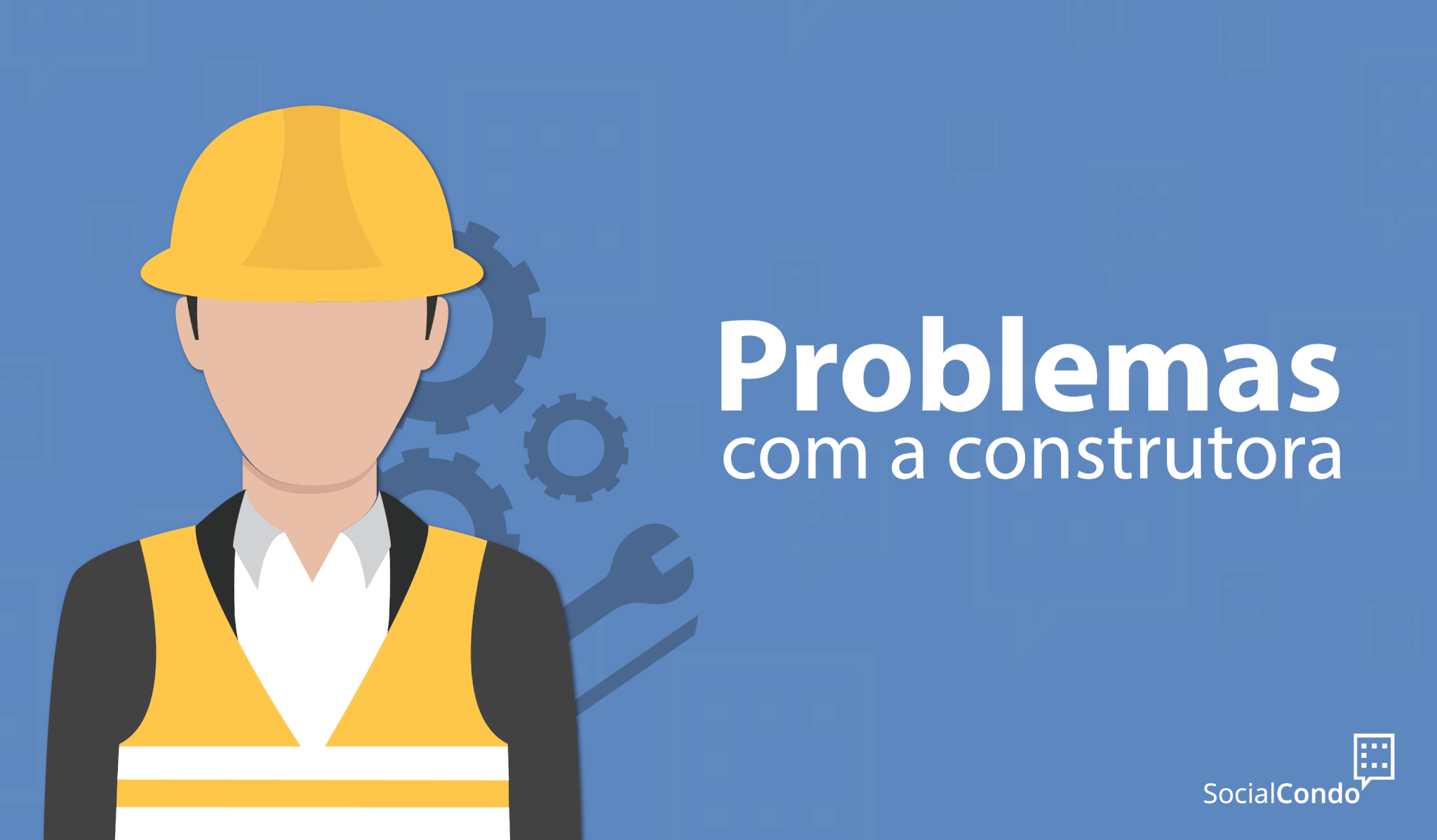 problemas com a construtora
